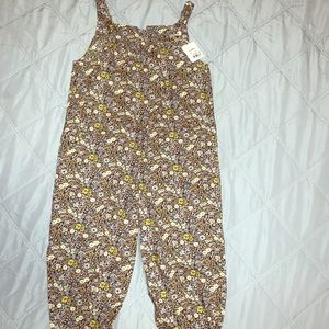Bonpoint overalls one piece NWT